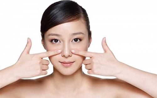 cách làm mũi cao bằng bài tập định hình dáng mũi