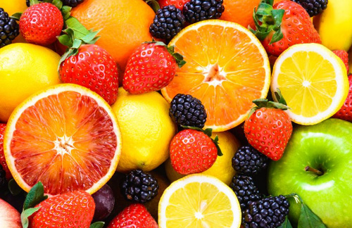 nâng mũi nên bổ sung thêm trái cây