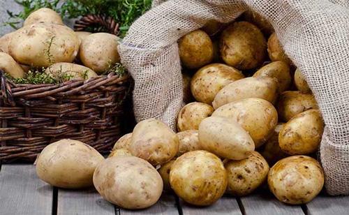 nâng mũi ăn khoai tây được không