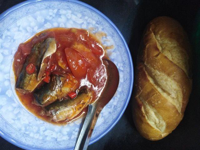 nên kiêng bánh mì cá sau nâng mũi