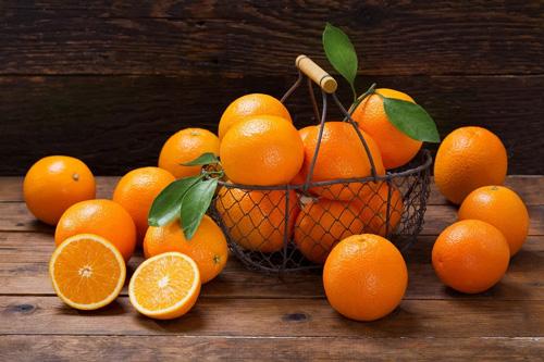 nâng mũi nên ăn trái cây gì - trái cây họ cam